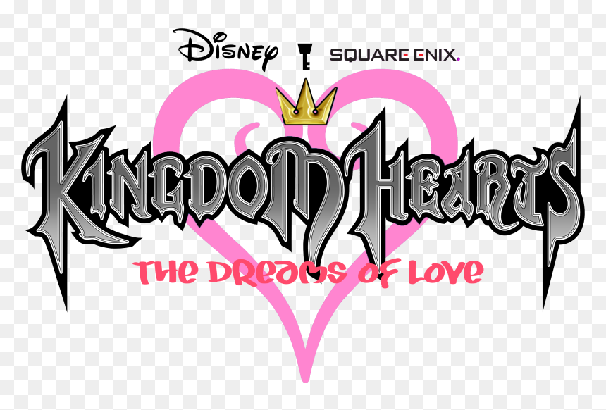 Kingdom Hearts Logo / Search results for kingdom hearts logo vectors.