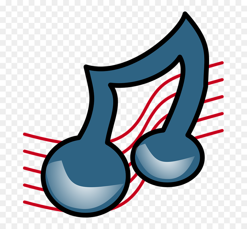 Musical Notes Symbols - Music Symbols Clip Art, HD Png Download