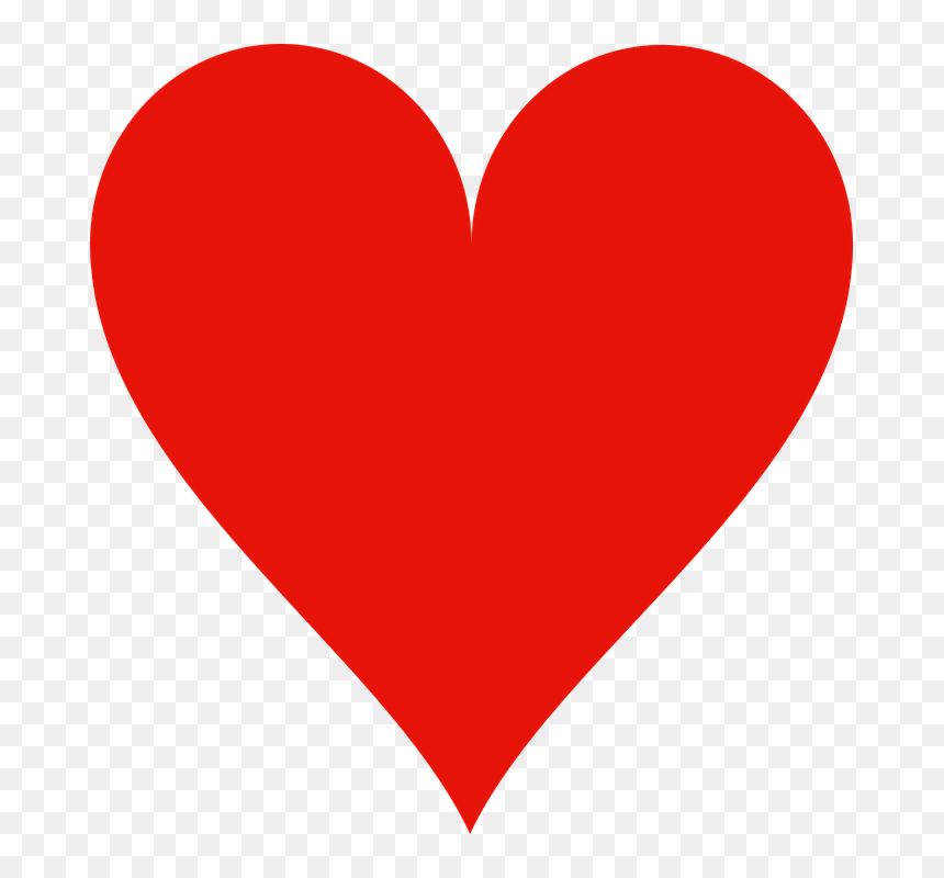 Free Image On Pixabay - Love Heart, HD Png Download