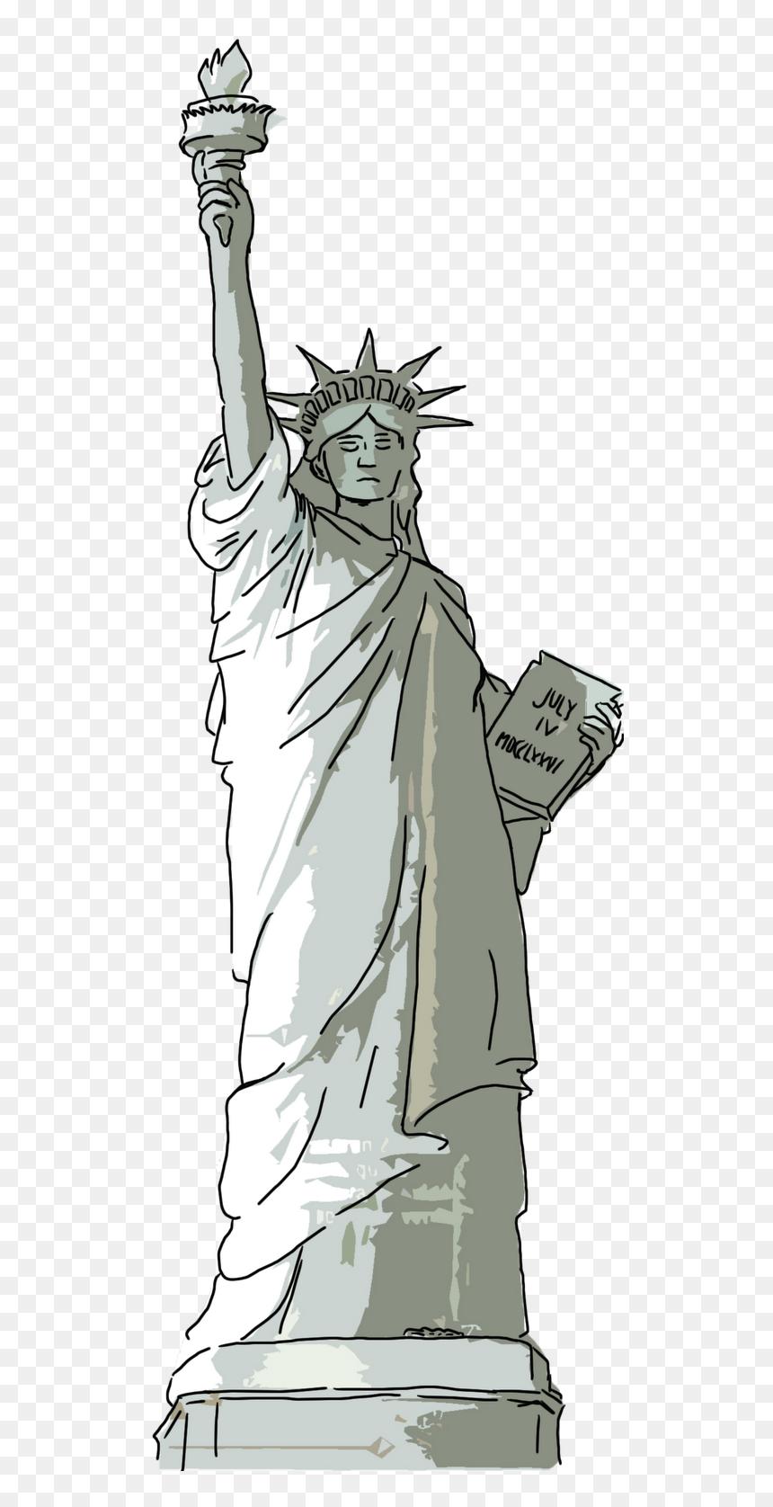 Señora De La Libertad Png, Transparent Png