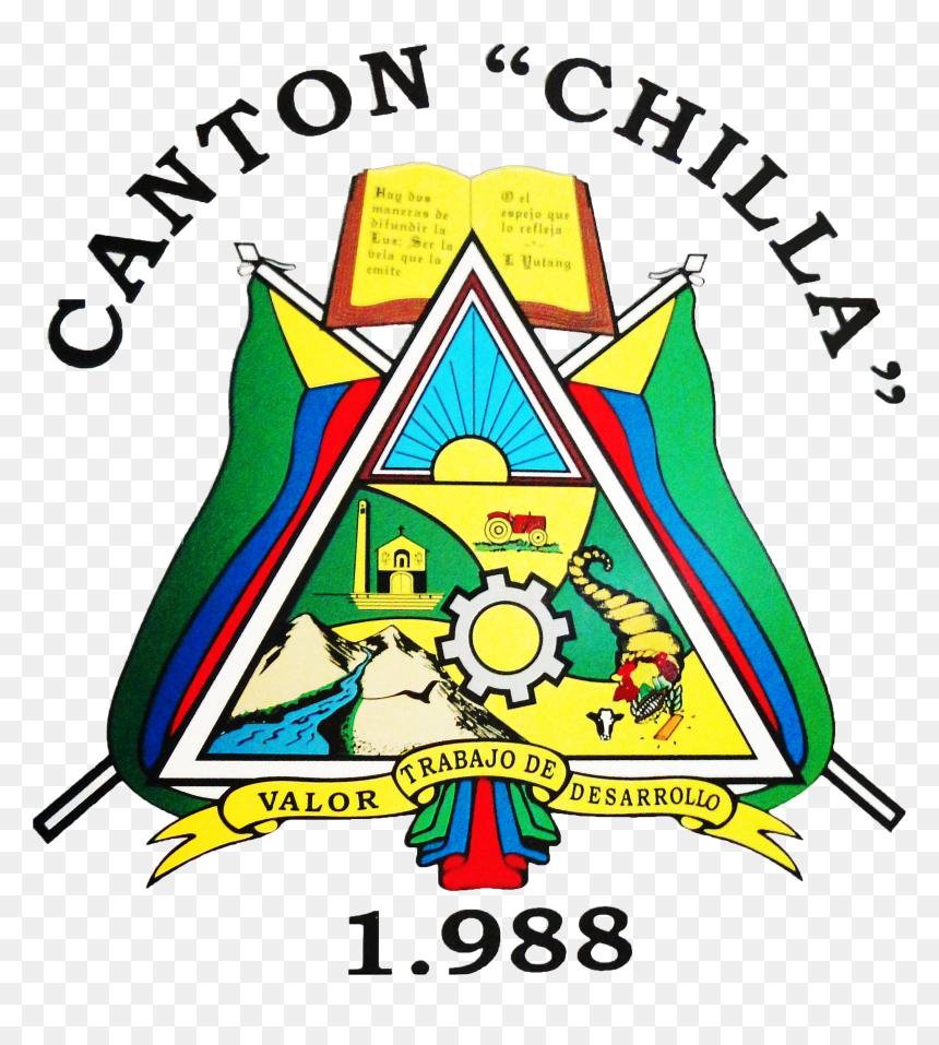Escudo Canton Chilla, HD Png Download