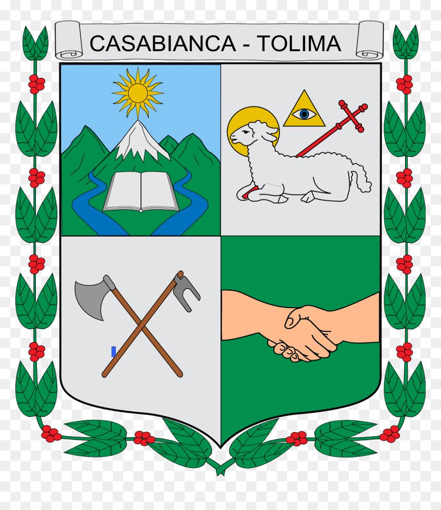 Bandera De Casabianca Tolima, HD Png Download