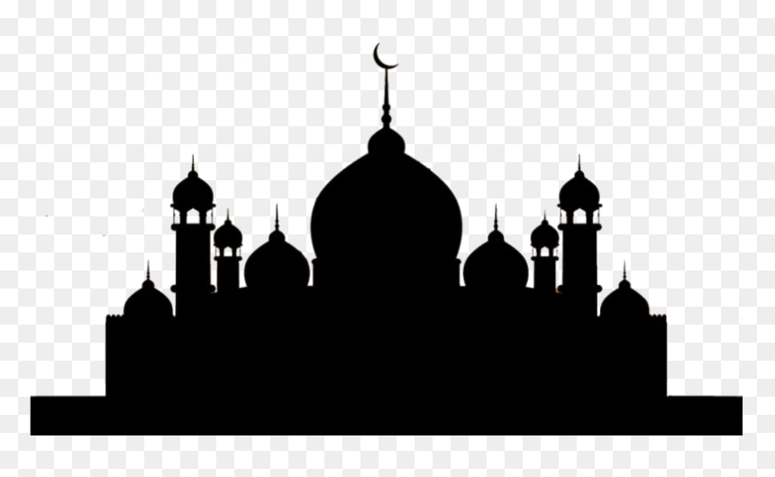 Islam Mosque Png Clipart - Background Vector Masjid Vector, Transparent Png