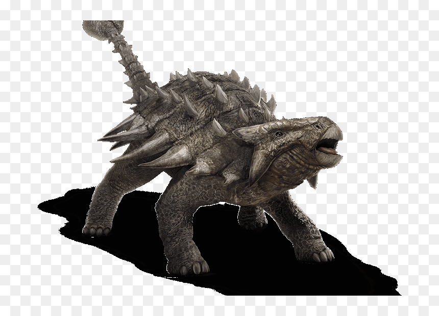 You Do Not Want To Be On The Receiving End Of That - Ankylosaurus Dinosaur, HD Png Download