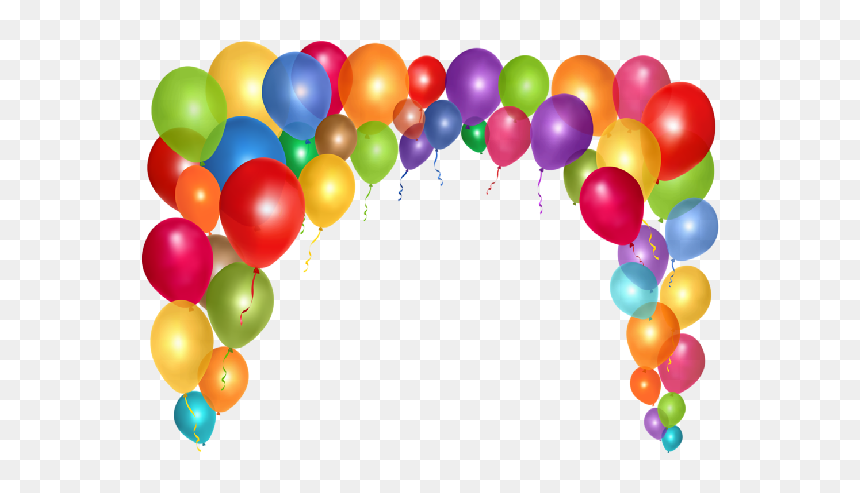 Balloon Cartoon Pictures - Thank You To All Participants, HD Png Download