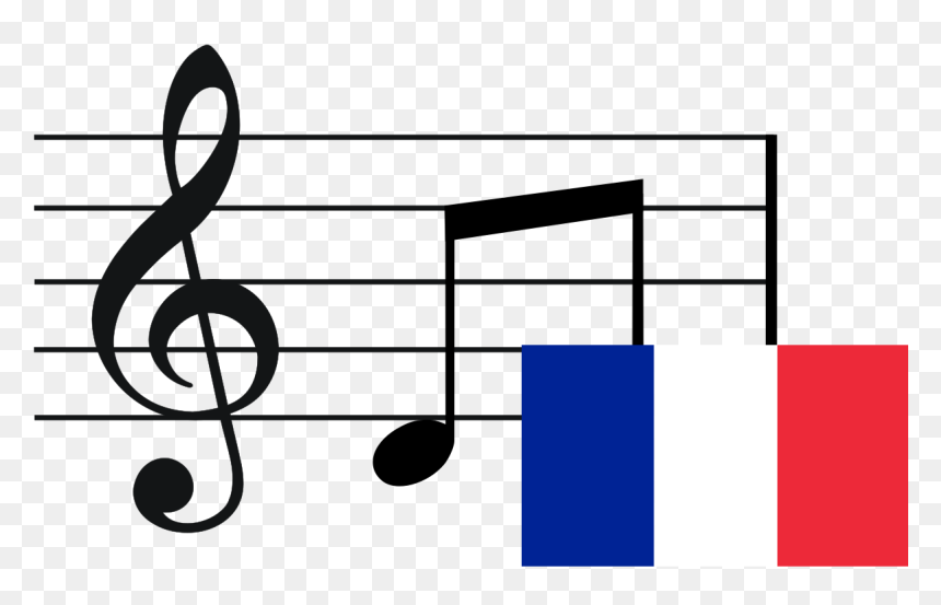 Treble Clef Notes Svg Free, HD Png Download