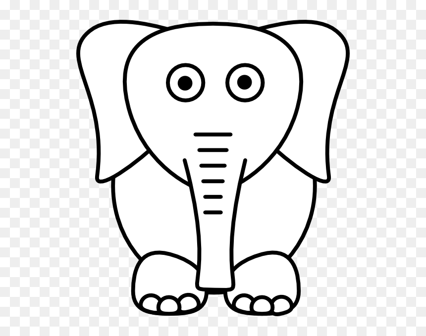White Elephant Clip Art Big Small Drawing For Kids Hd Png Download 552x599 Png Dlf Pt Please to search on seekpng.com. dlf pt