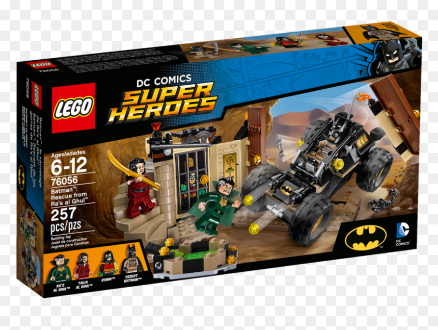 Todos Los Sets De Lego Batman, HD Png Download
