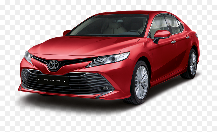 Toyota Camry Red Mica 2020 Cebu Philippines Latest Toyota Camry 2019 Png Transparent Png 1023x465 Png Dlf Pt