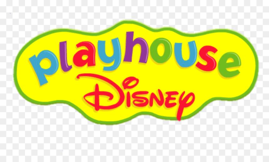 Playhouse Disney New Logo, HD Png Download