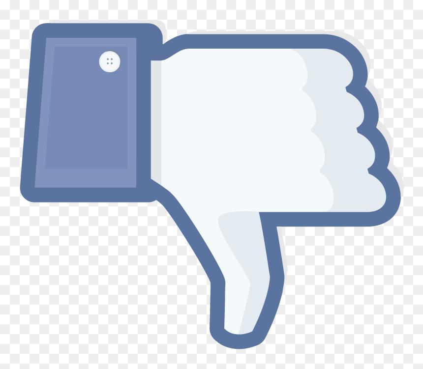 Dislike Do Facebook, HD Png Download