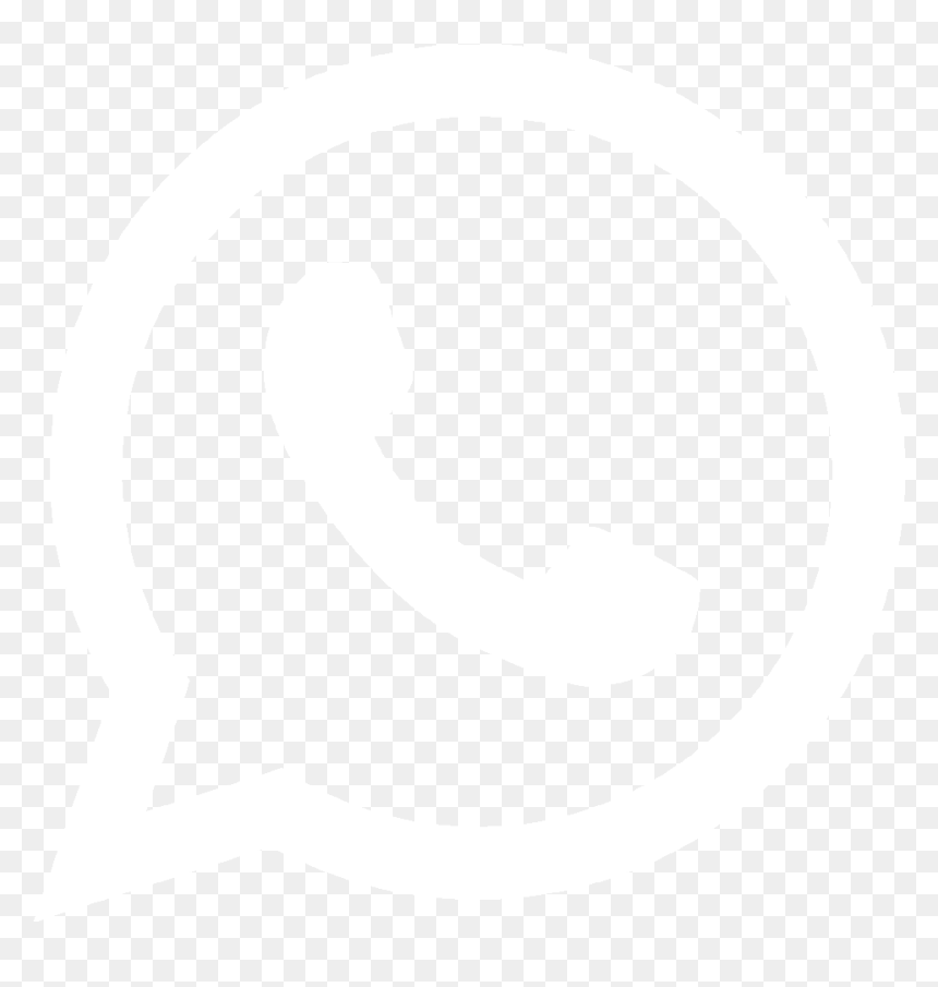 Whatsapp Icon White Png, Transparent Png