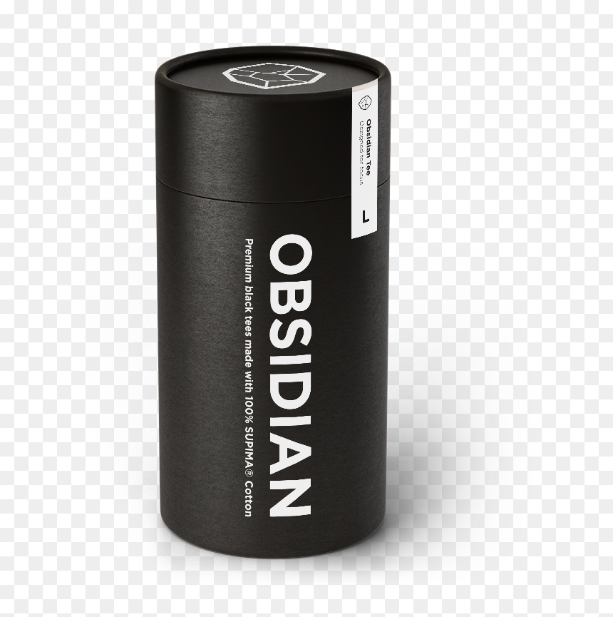 Obsidian Tube Front - Warner Bros. Entertainment, HD Png Download