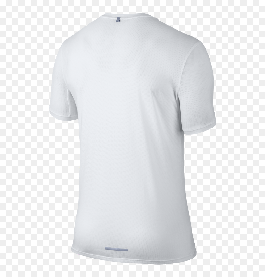 Transparent White T Shirt Back Png - White Color T Shirt Png, Png Download