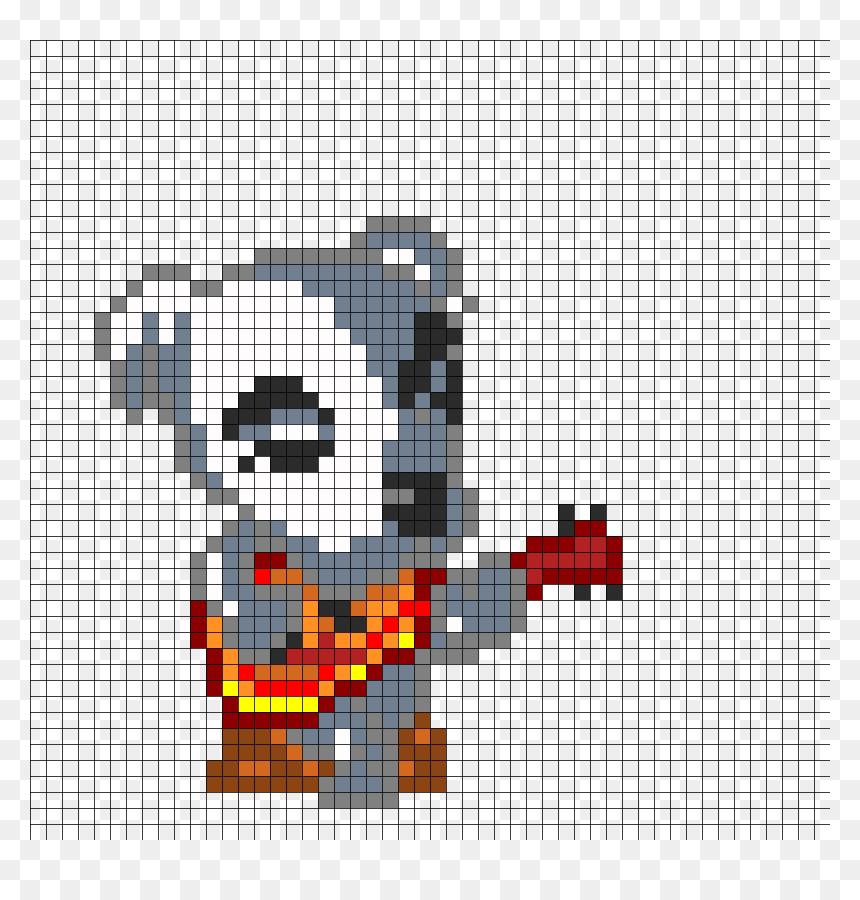 Animal Crossing Pixel Art Designs, HD Png Download
