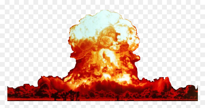 Nuclear Explosion Transparent Background Gif Hd Png Download 800x432 Png Dlf Pt