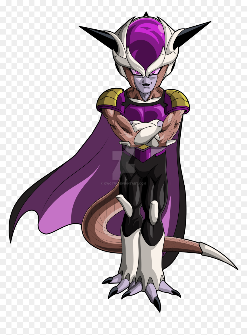 Universe 12 Friezas Forms And Info Google Frieza Race Dragon Ball Hd Png Download 1566x2048 Png Dlf Pt