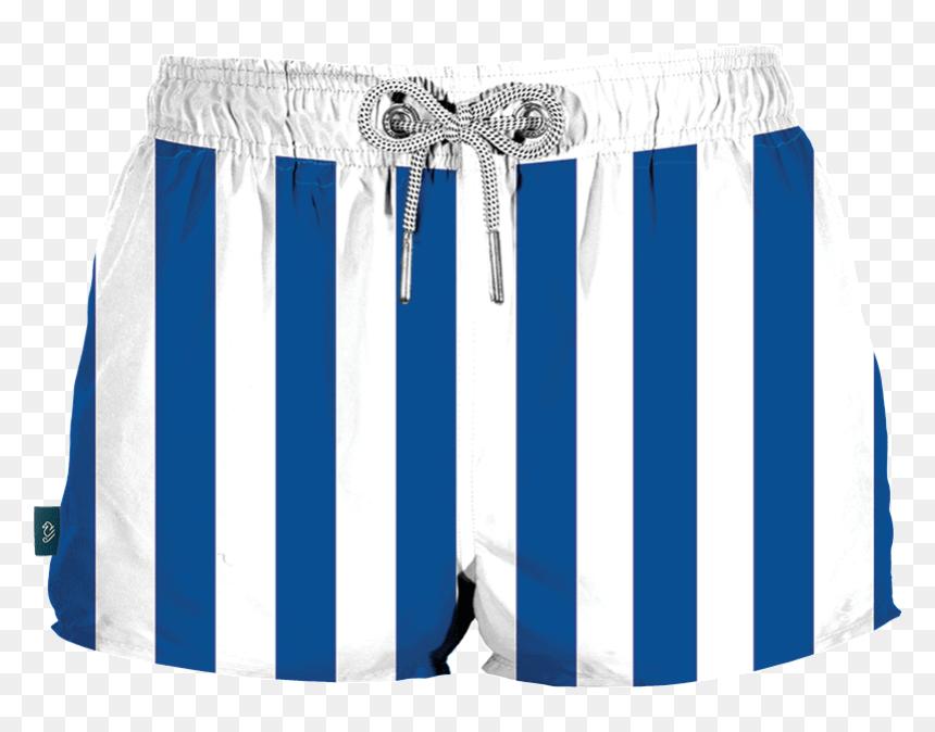Transparent Blue Stripes Png - Board Short, Png Download
