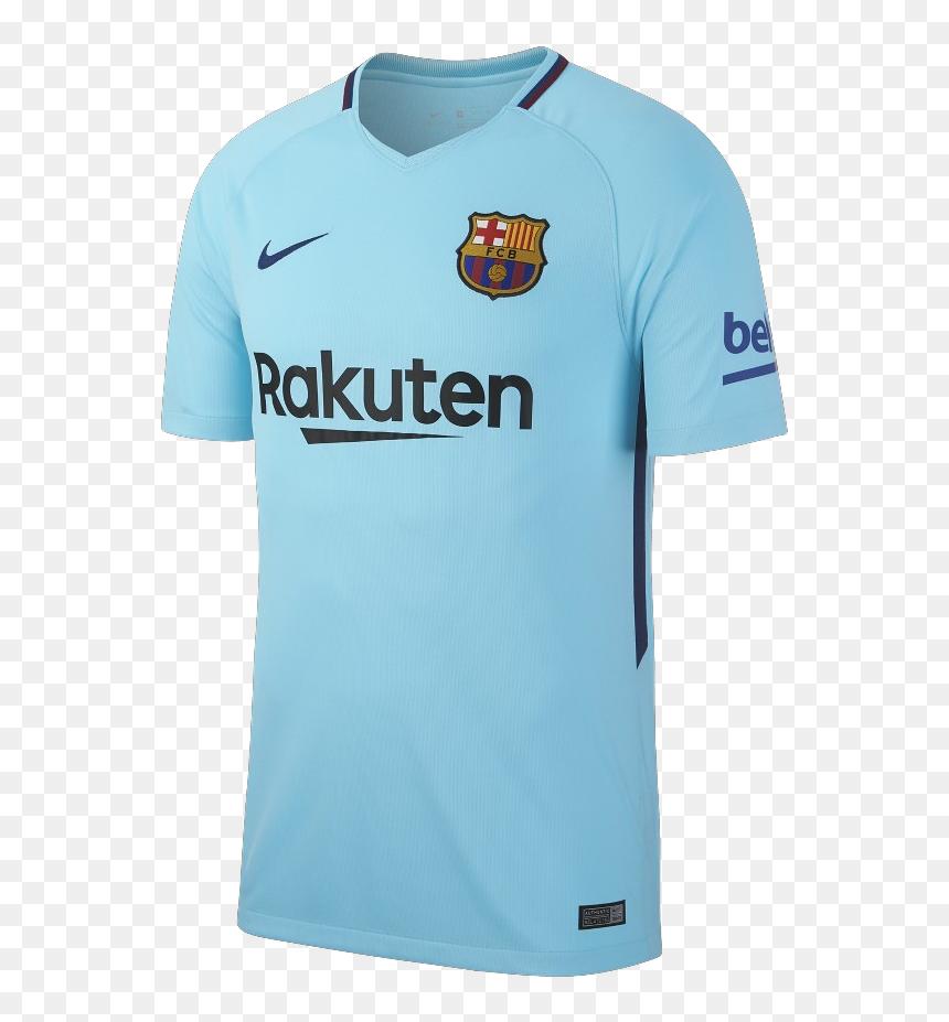 Camiseta Del Barcelona Visitante Hd Png Download 890x890 Png Dlf Pt