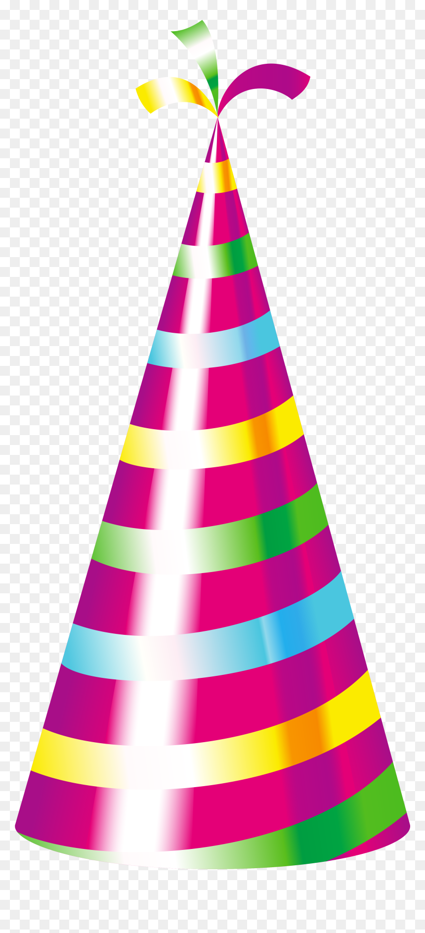 Birthday Hat Clipart Png, Transparent Png