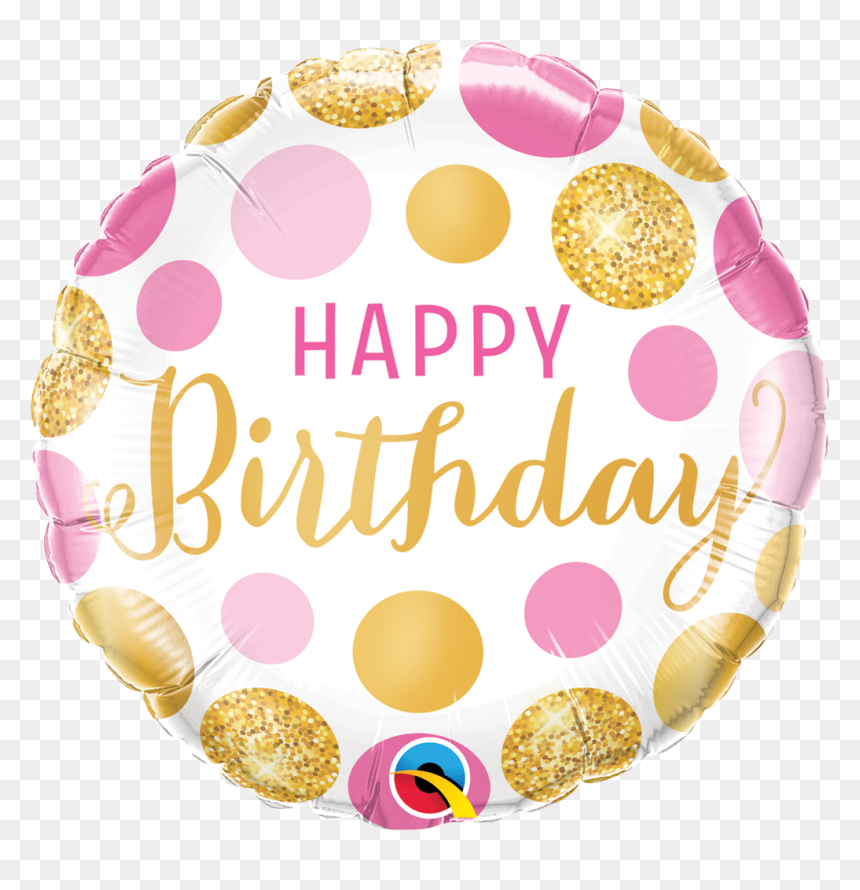 Qualatex Happy Birthday Balloons, HD Png Download
