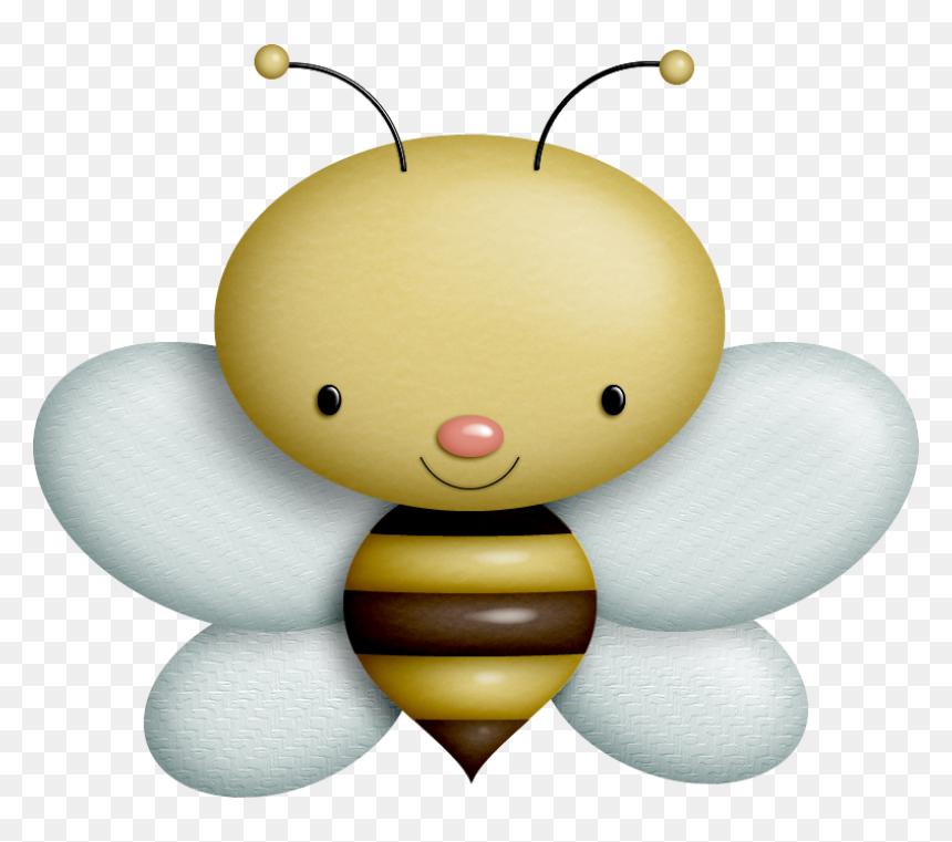 รูป การ์ตูน ผึ้ง น้อย น่า รัก, HD Png Download