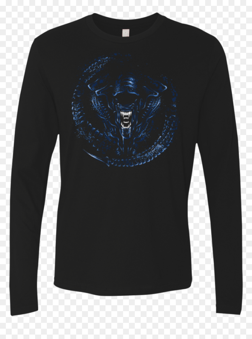 Long-sleeved T-shirt, HD Png Download