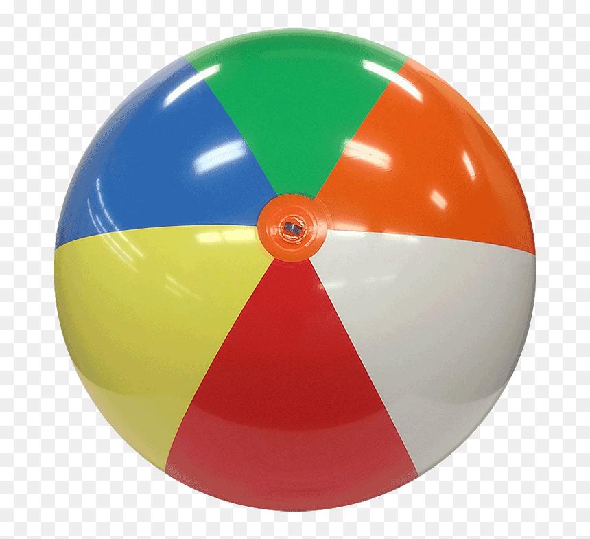 Beach Ball multi-colored