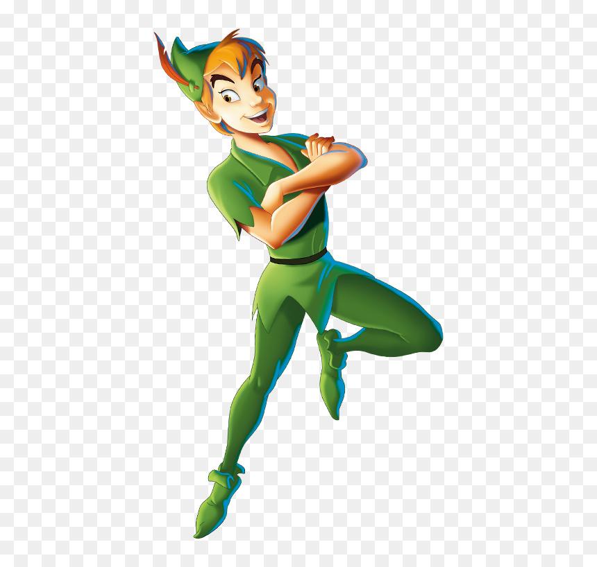 Disney Characters Peter Pan, HD Png Download