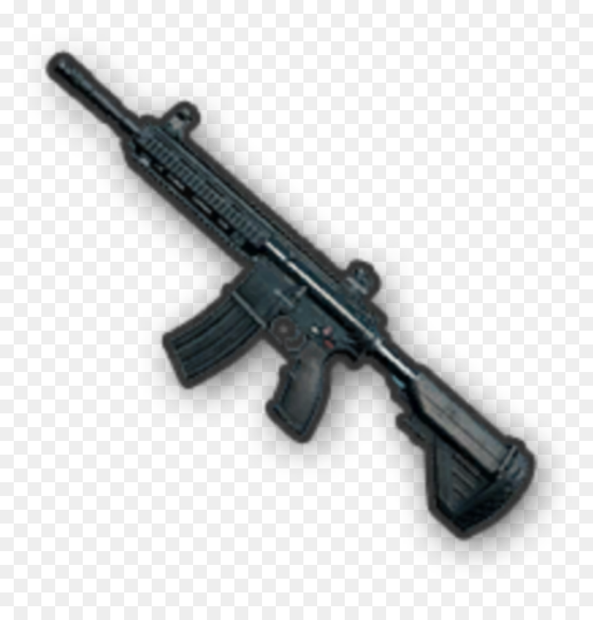 Guns Of Pubg Mobile, HD Png Download