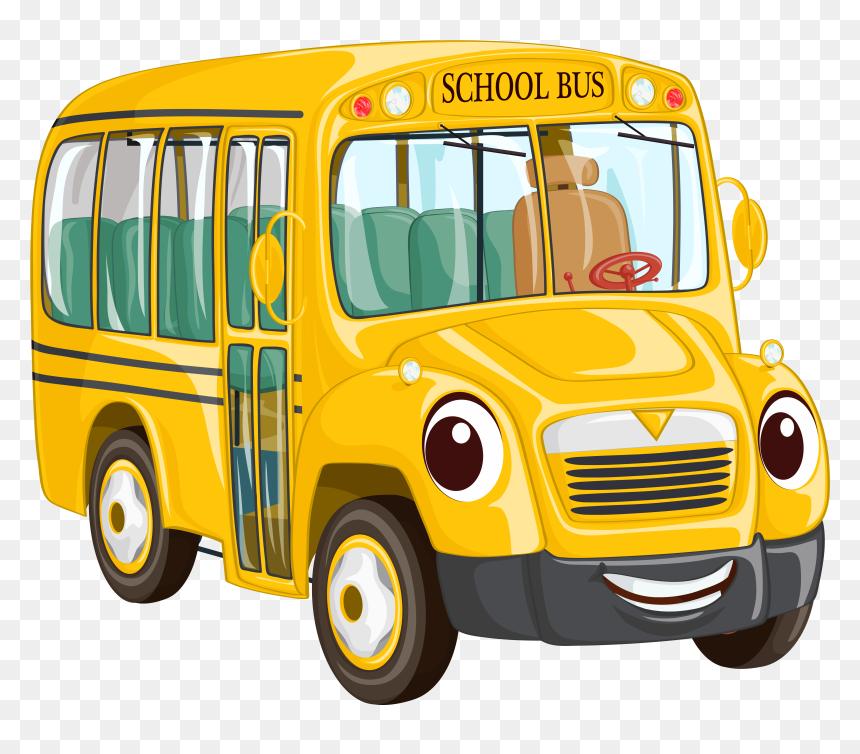 School Bus, HD Png Download