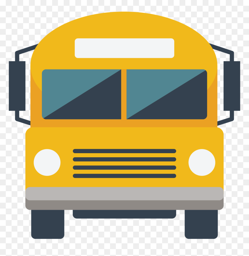 School Bus, HD Png Download