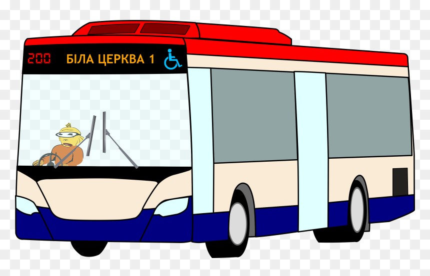 Rapid Kl Bus Png, Transparent Png
