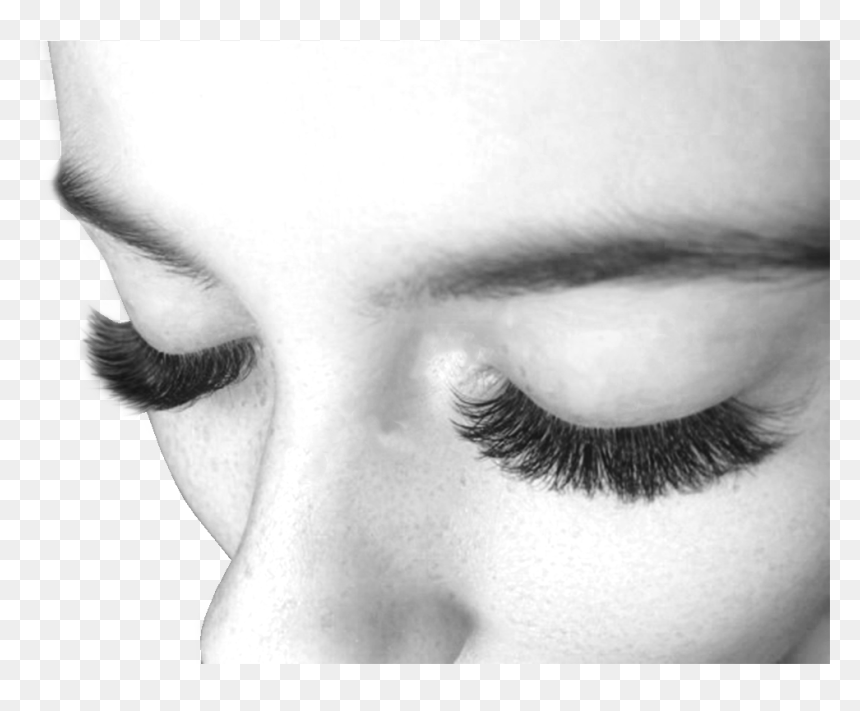 Eyelash Extensions, HD Png Download