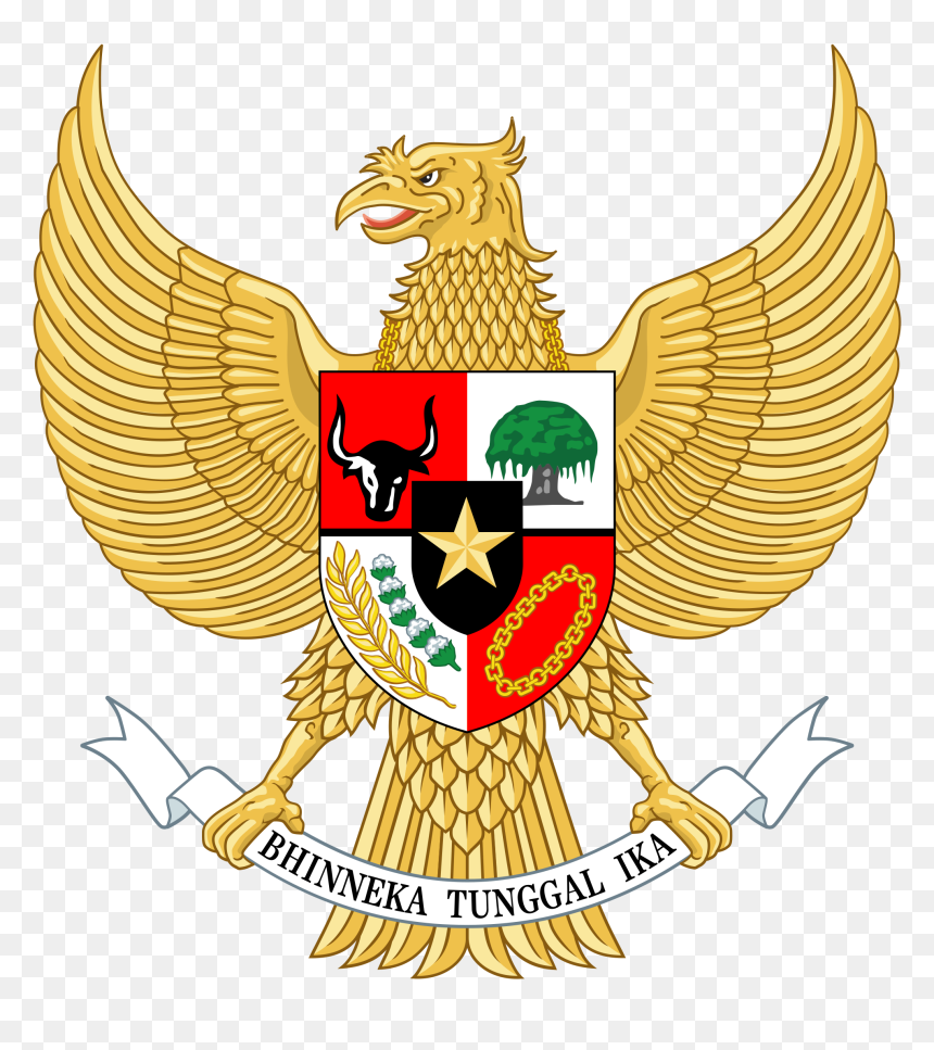 Garuda Pancasila Png, Transparent Png