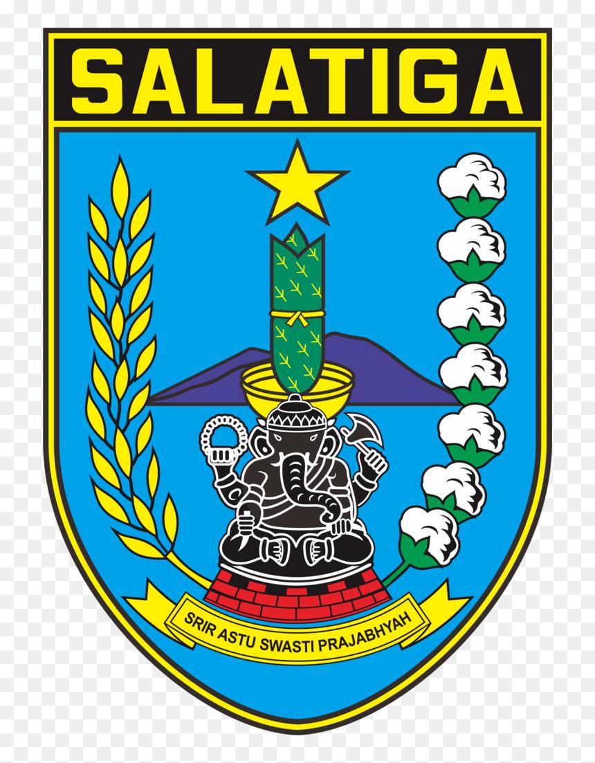 Logo Kota Salatiga Png, Transparent Png