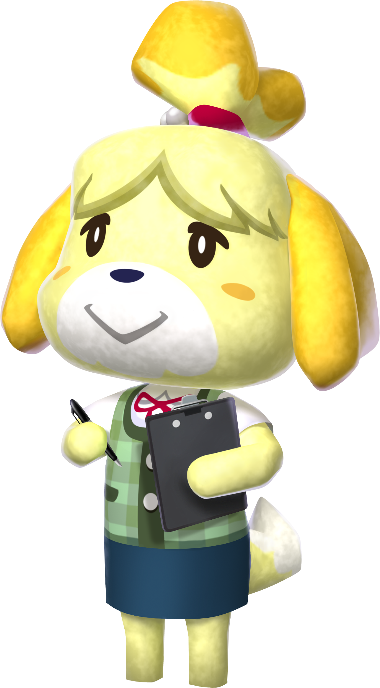 Isabelle Animal Crossing Png, Transparent PNG, png ...