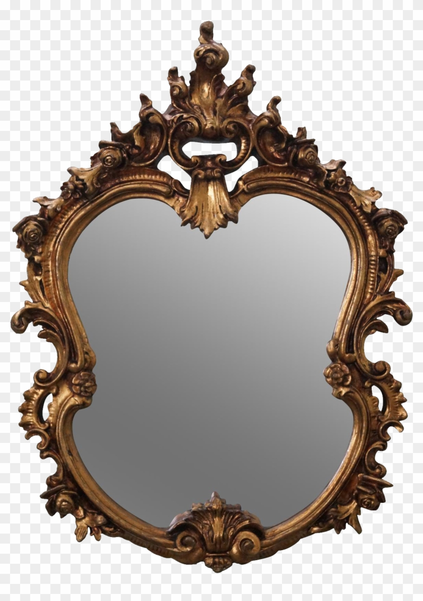 Vintage Mirror Png Transparent Png Png Collections At Dlf Pt