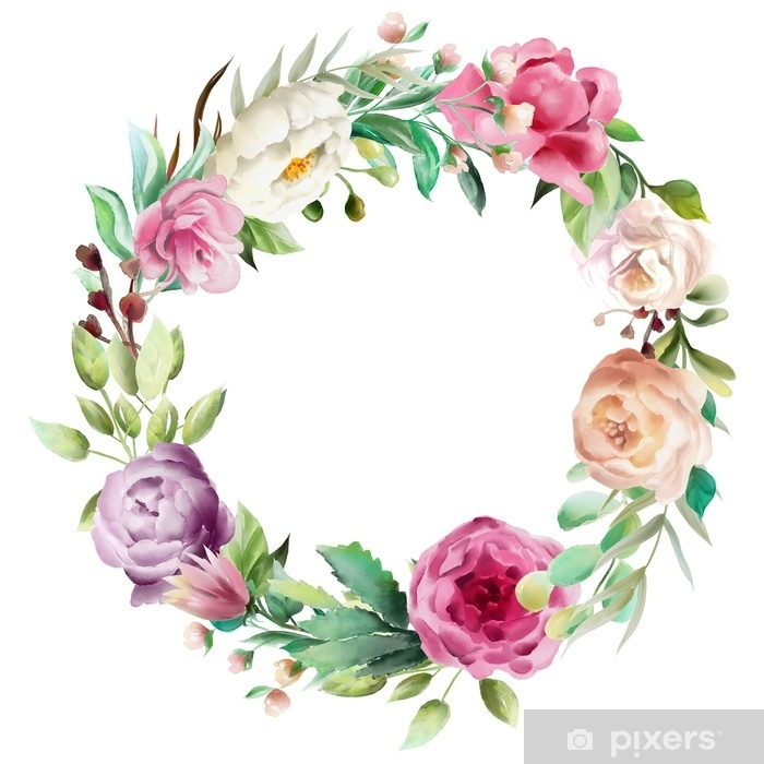 Watercolor Flower Bouquet Png Transparent Png Png Collections At Dlf Pt