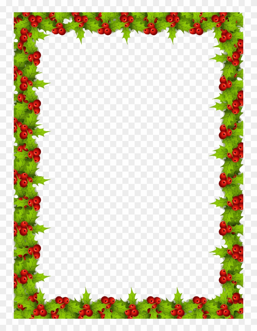 Png Christmas.Card Border Png Transparent Png Png Collections At Dlf Pt