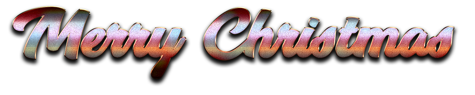 Merry Christmas Word Art Png Transparent Png Png