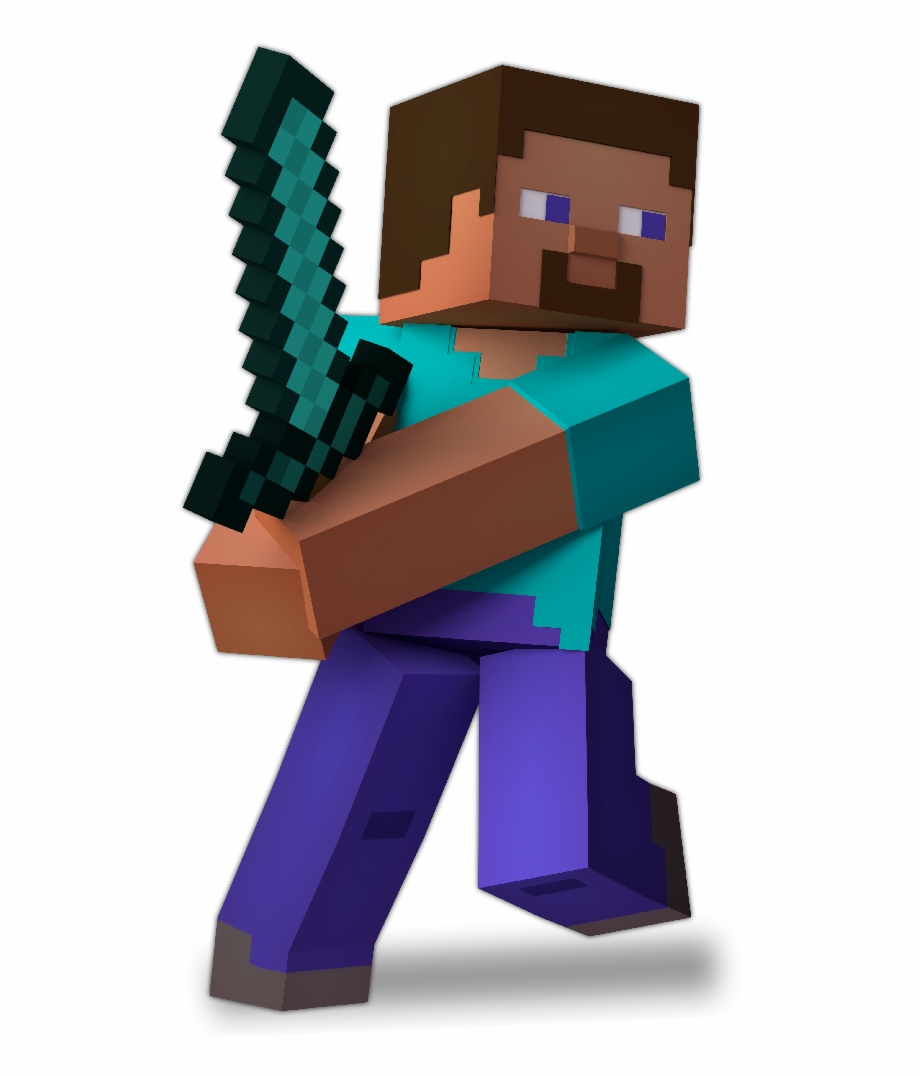 Minecraft Steve Png Transparent Png Png Collections At Dlf Pt