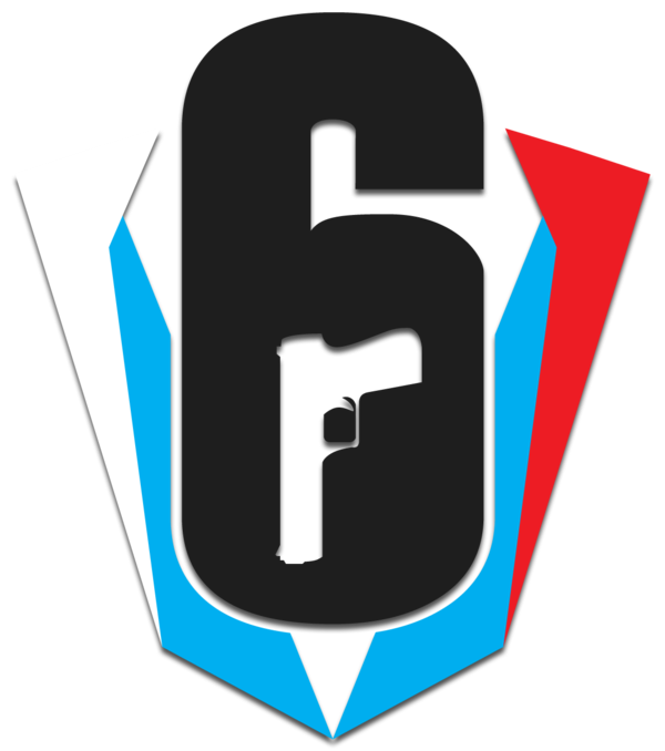 Rainbow Six Siege Logo Png, Transparent PNG, png ...