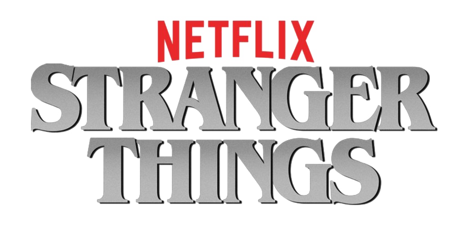 Stranger Things Logo Png, Transparent PNG, png collections ...