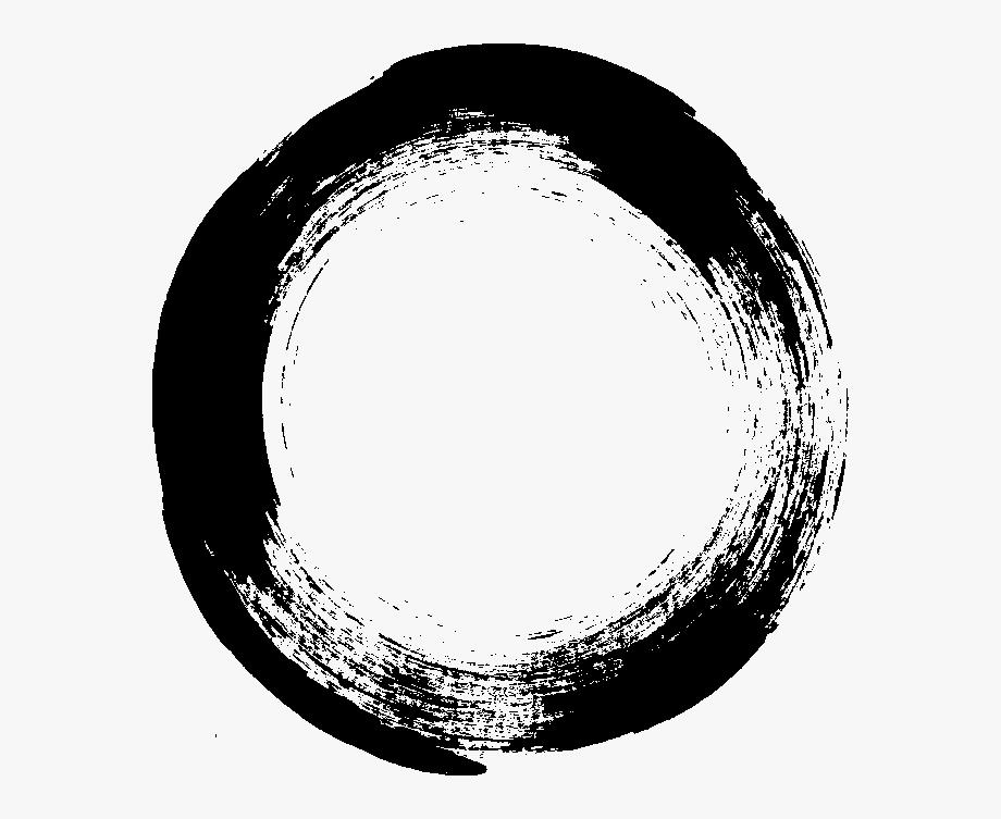 transparent black circle - 820×680