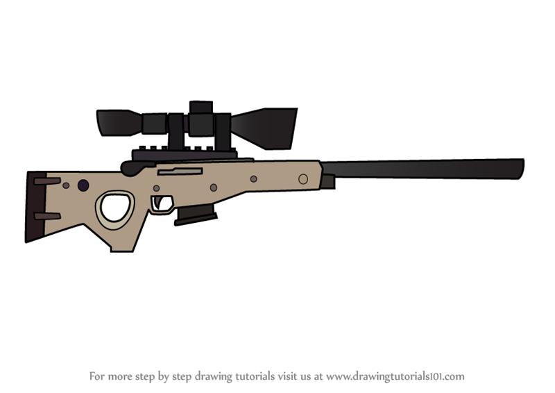 Fortnite Skin With Sniper Transparent 100disparition Fortnite Sniper Scope Transparent